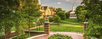 Hotels near Johns Hopkins University