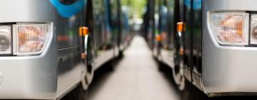 Fira autobusové nádraží – hotely poblíž