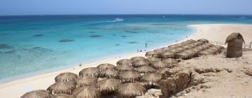 Hotels near Giftun Island