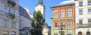 Hotels near Rynok Square
