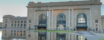 Hotels near Union Station Kansas City