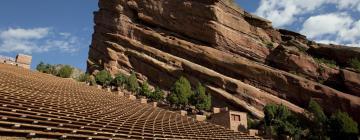 Hotels near Red Rocks Park & Amphitheater