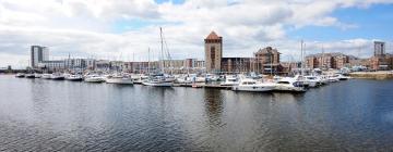 Hotels near Swansea Marina