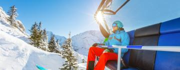Hotels near Roc Blanc Ski Lift