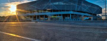 Hotele w pobliżu miejsca Arena Lwów