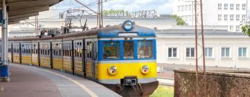 Hotels near Gdynia Central Railway Station