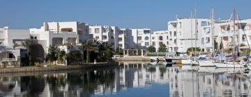 Hotels near Yasmine Hammamet