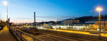 Hauptbahnhof Passau: Hotels in der Nähe