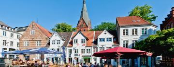 Hotels near Pedestrian Area Flensburg