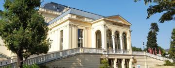 Казино Баден-Бадена: отели поблизости