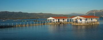 Hotels near Messolonghi Lake