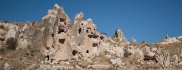 Национальный парк Гёреме: отели поблизости