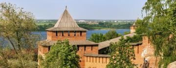 Hotels near Nizhny Novgorod Kremlin