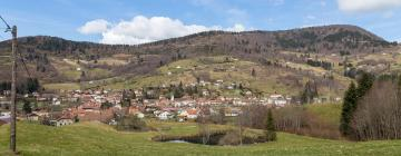 Hotels near Col de Bussang