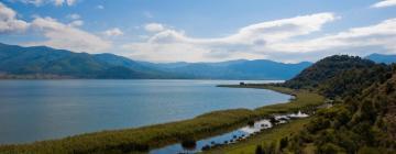 Hotéis perto de: Lago Megali Prespa
