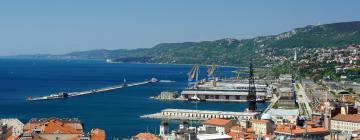 Porto di Trieste: hotel