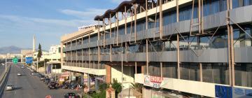 Hotels a prop de Estació internacional d'autobusos d'Atenes