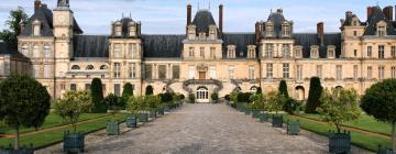Hotels near Château de Fontainebleau