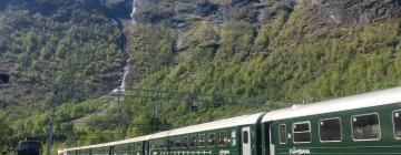 Железнодорожный вокзал Флома: отели поблизости