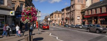 Hotels near Inverness Train Station