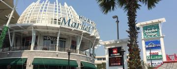 Einkaufszentrum Hua Hin Market Village: Hotels in der Nähe