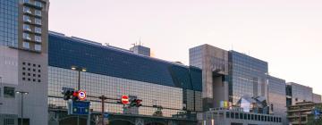 京都車站附近的飯店