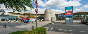 Hotels near Wetherby Services A1
