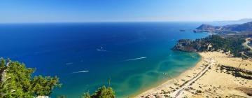Hotels near Tsambika Beach
