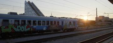 Hotels near Ljubljana Train Station