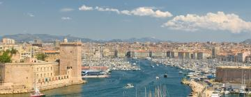 Hotels near Old Port of Marseille