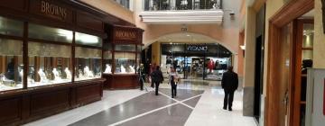 Hotels near Sandton City Mall