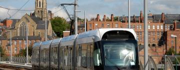 Hotels near Nottingham Train Station