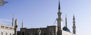 Hoteller i nærheden af Al-Masjid an-Nabawi