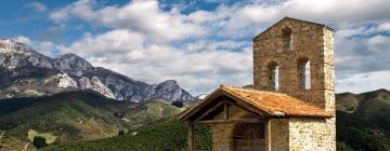 Hoteles cerca de Monasterio de Santo Toribio de Liébana