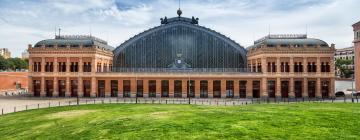 Hôtels près de: Gare de Madrid-Atocha