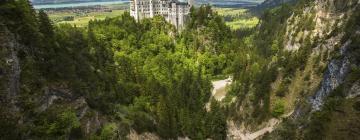 Hotels near Neuschwanstein Castle