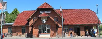 Bahnhof Wismar: Hotels in der Nähe