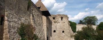Hotels near Eger Castle