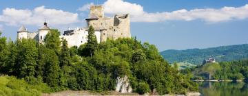 Hotele w pobliżu miejsca Zamek w Niedzicy