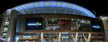 Hotels near Adelaide Oval Stadium