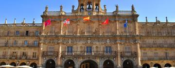 Hotels near Plaza Mayor Salamanca