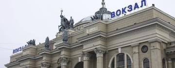 Залізничний вокзал Одеса-Головна: готелі поблизу
