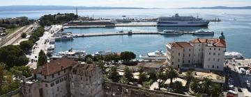 Hotels in de buurt van veerhaven Split