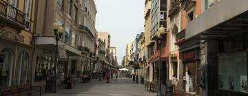 Hotels near Calle Triana