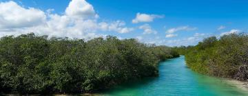Hotels near Sian Ka´an Biosphere Reserve