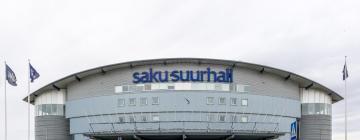 Hotels near Saku Suurhall Arena