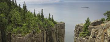 Hotéis perto de: Sleeping Giant Provincial Park