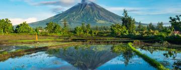 Hotels near Mayon Volcano