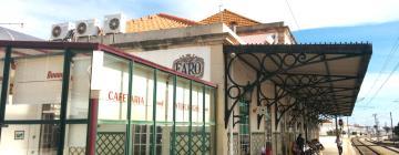 Hotéis perto de Estação Ferroviária de Faro