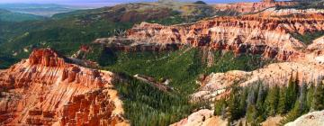 Cedar Breaks National Monument – hotely poblíž